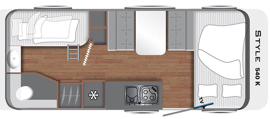 A30 Wohnwagen